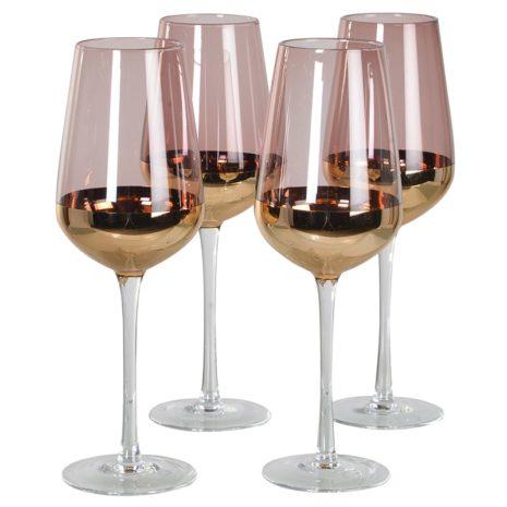 Luster Wine Glasses
